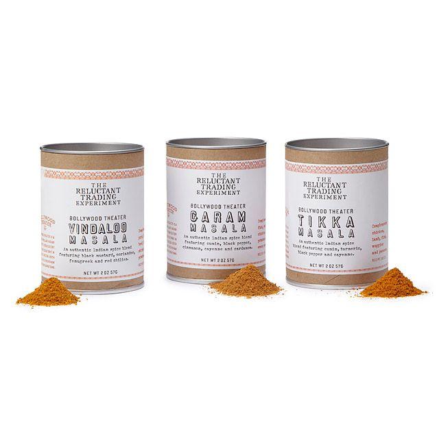 Masala Indian Spice Set