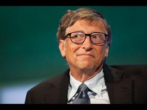 Najbogatszy człowiek na świecie! - Bill Gates - YouTube