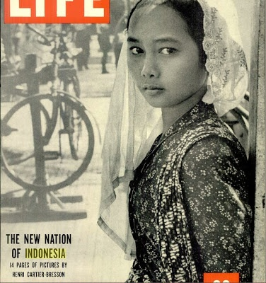 The New Nation of Indonesia february 13 1950 Life Magazine Henri Cartier-Bresson Magnum Photography