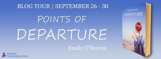 4 Stars for Points of Departure by Emily O'Beirne & Chance to Win 1 of 10 copies   This is the first novel I read from Emily OBeirne but I have another review coming for another novel of hers Heres the Thing coming on the 30th. This is definitely one author to follow and I will be reading her first series A Story of Now. The F/F romance and blurb hooked me. It wasnt exactly like Id assumed but it smashed my expectations. It follows five very different young women during the summer after high…