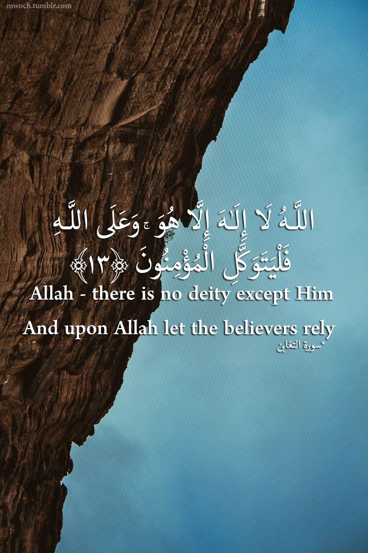 DesertRose,;,Quran (64:13),;,