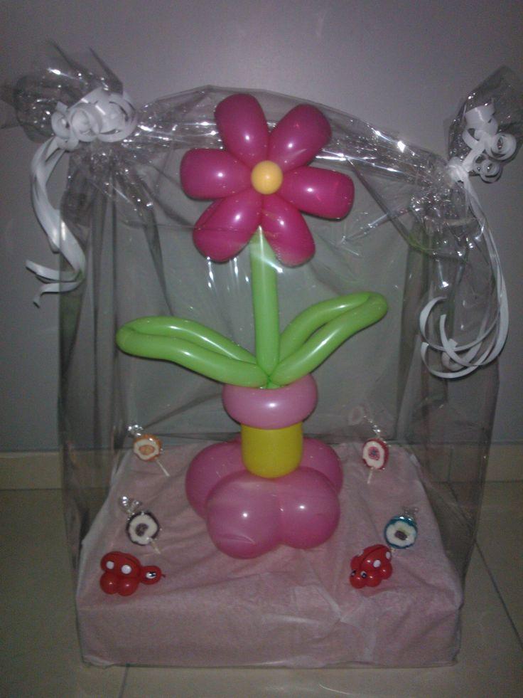 633 best Balloon Flowers, Bouquets, Decoration images on Pinterest ...