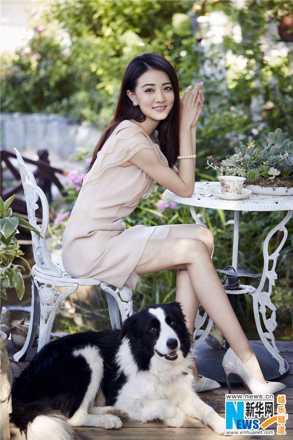 chinese actress xu lu chinese actress chinese beauty actresses