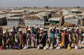 Image result for south sudan famine news