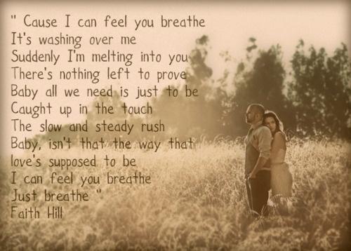 <3  song              ( Faith Hill