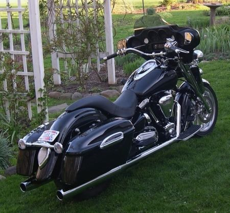 48 best images about roadstar motorcycles on pinterest for Yamaha bagger motorcycles