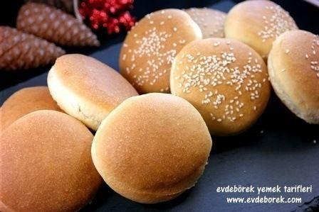 Evde hamburger ekmeği nasıl yapılır?  Sevdikleriniz ve sizin için oluşturduğumuz tarif ile muhteşem hamburgerler yapmak hiç de zor değil. Evdebörek yemek t...