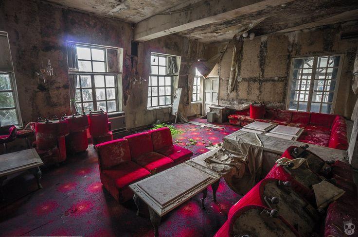 Города-призраки. Заброшенные места со всего мира   ВКонтакте