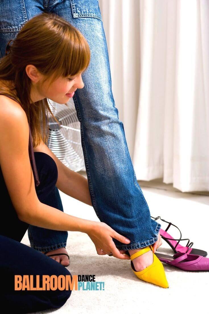 Best Ballroom Dance Shoes: Beginner's