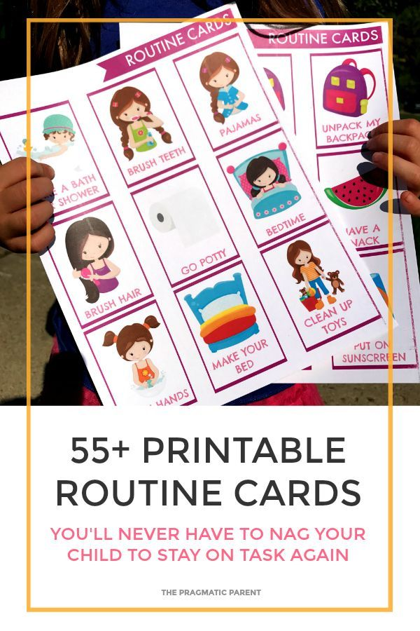 These are so helpful! Teach routine and chores, but also give kids the tools to learn what's next all on their own without nagging or reminders. These are beautiful routine cards to help establish and keep a daily routine!