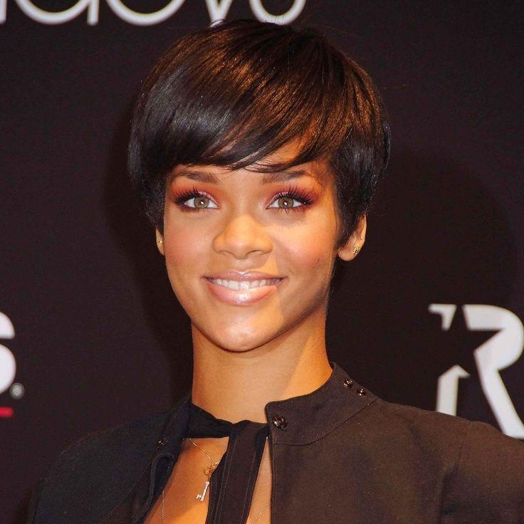 Nouvelle Coupe Rihanna: Coupe De Cheveux Rihanna Diamond