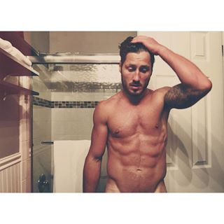 "OK, Val, we get it. You're a god. Stay perfect. | Community Post: 19 Times Val Chmerkovskiy From ""DWTS"" Proved He's Husband Material"