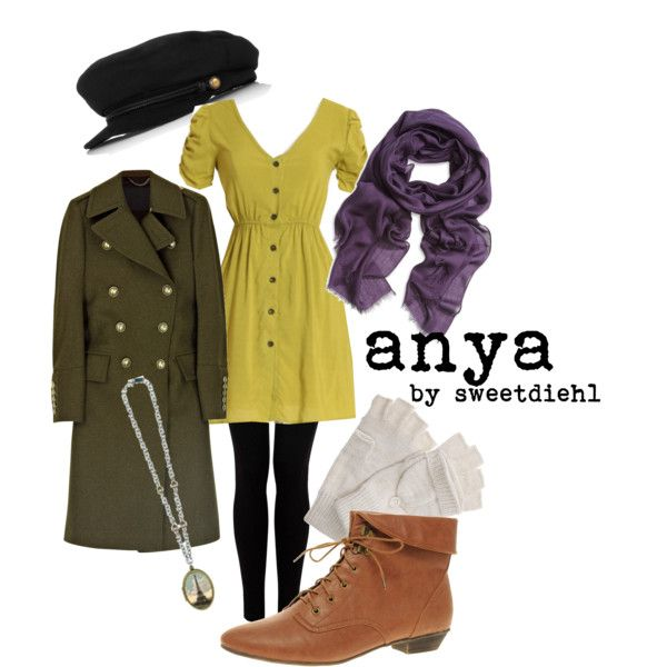 Outfit based on the cartoon Anastasia, which is not Disney but is still going on my Disney board!:)