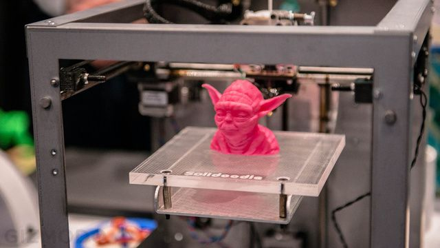 Windows 8.1 Is Getting Native 3D Printer Support