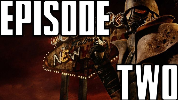 Fallout New Vegas Part 2 (HD) | ATTACK THE TOWN | Fallout New Vegas Revi...