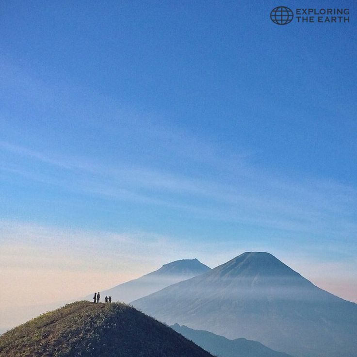 Exploration & Photo by @christina_who Location / Mt. Prau, Central Java, Indonesia