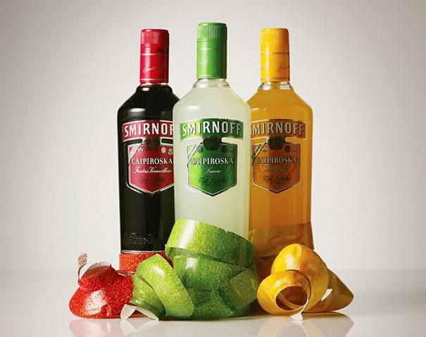 фруктовая водка