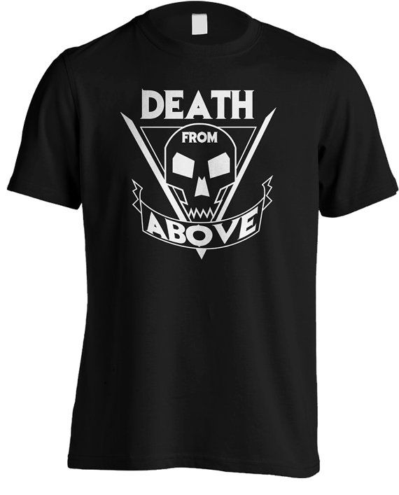 Starship Troopers Movie Death From Above by MetaCortexShirts, £15.99