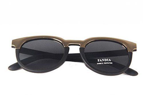 La Vogue Unisex Vintage Round Anti-Reflective Wayfarer Sunglasses Black#1 La Vogue http://www.amazon.co.uk/dp/B00MJO8TQC/ref=cm_sw_r_pi_dp_Xz10wb0Q40M9J