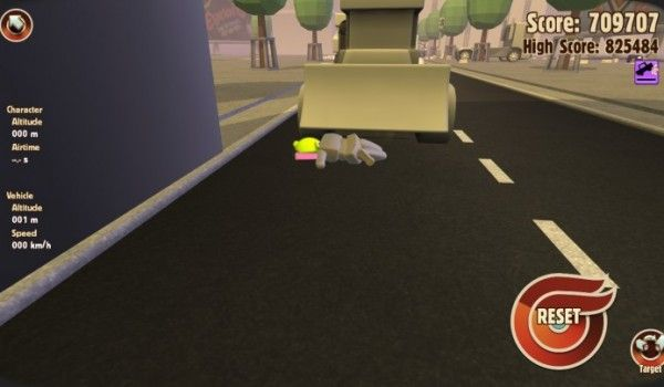 New Turbo Dismount v1.2 Update adds Bulldozers and a Wrecking Ball