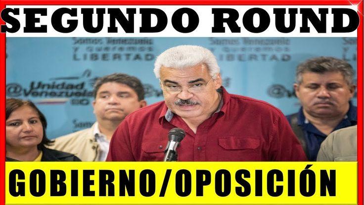 Nuevos Dialogos Oposición Gobierno que va a pasar ahora? Noticias de Ultima Hora de Venezuela