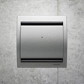Olas de Niessen - Una clase de diseño - NIESSEN - Interruptores, domótica, sistemas de comunicación y sonido | ABB