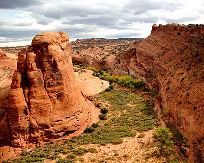 Moab, Utah, USA – Hiking, Mountainbiking, 2000