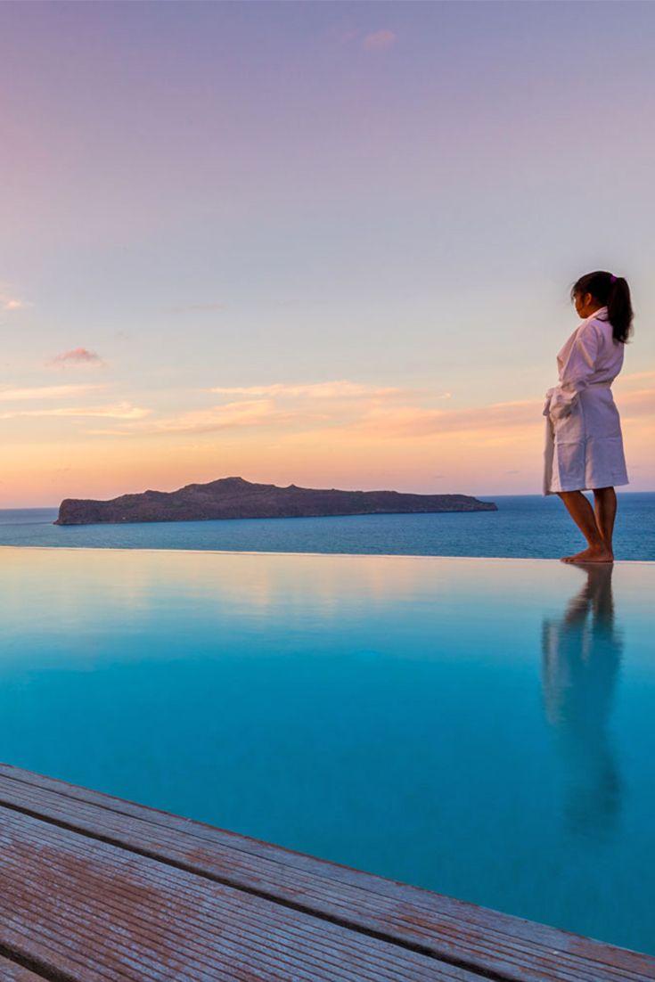 Crete Greece Chania Summer Vacations Holiday Travel Sea