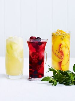 Free of alcohol , these refreshing fruity mocktails deliver fewer kilojoules, will delight your guest and brighten your table!  In this issue | Australian Healthy Food Guide