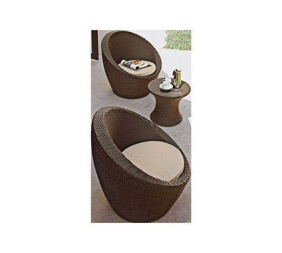 Buy HOME Rattan Effect 2 Seater Duck Egg Patio Set with Cushions at Argos co. The 25  best Rattan effect garden furniture ideas on Pinterest