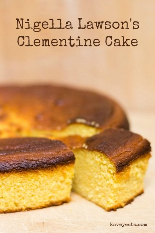 Nigella Lawson's Clementine Cake on Kavey Eats - one of the most famous and popular cake recipes in recent decades, we finally gave it a go... and loved it!