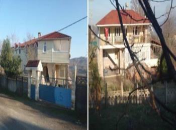 Sakarya Kocaali'de Satılık Kargir İki Katlı Ev ve Bahçe 1