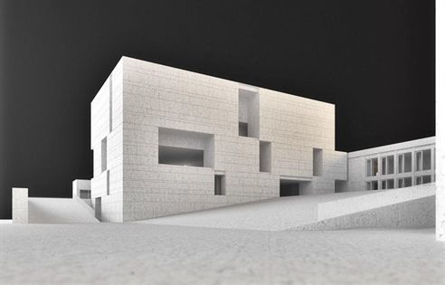 Secondary School Ant 243 Nio Arroio By Francisco Aires Mateus