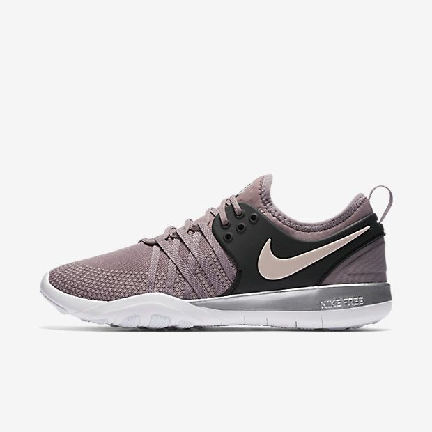 Nike Free TR7 Chrome Blush Women's Training Shoe #http://shopstyle.it