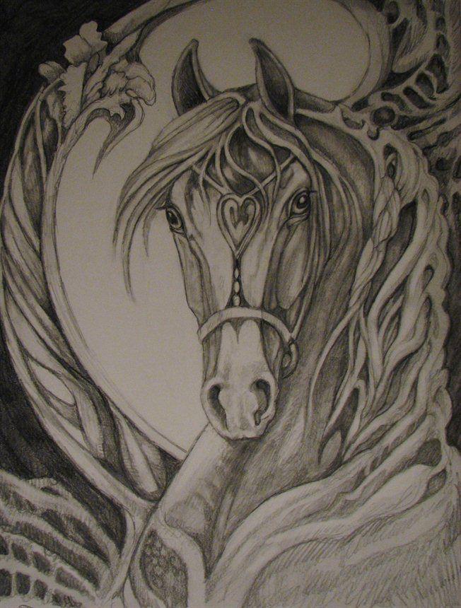 Horse by Debber