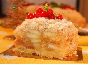 Vídeňský jablečný koláč