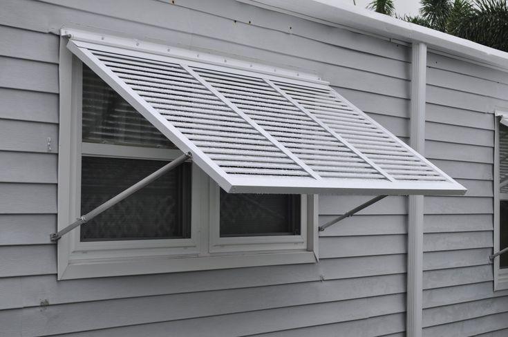 Bahama Hurricane Shutters Aluminum Clear Protexan Lexan Hurricane Panel Ranch Style Homes