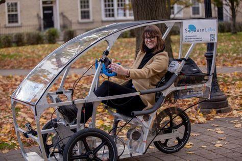 Riding an E-Bike Built Like a GoKart Is as Fun as It Sounds