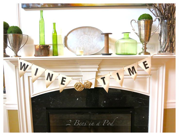Hosting a fun wine tasting party. For our decor we incorporated vintage elements, chalkboard art, banner, burlap, wine tags. And of course c...