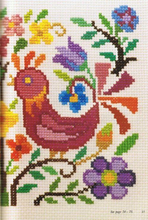 Gallery.ru / Фото #1 - Ondori - Cross Stitch Designs - svjuly