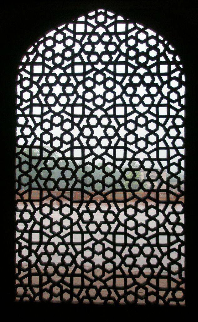 Stone Lattice Window Screens Islamic And Other