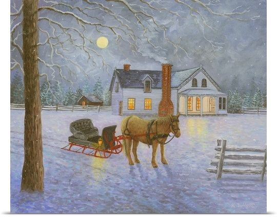 A chaminé - conto de Natal (AjAraujo)