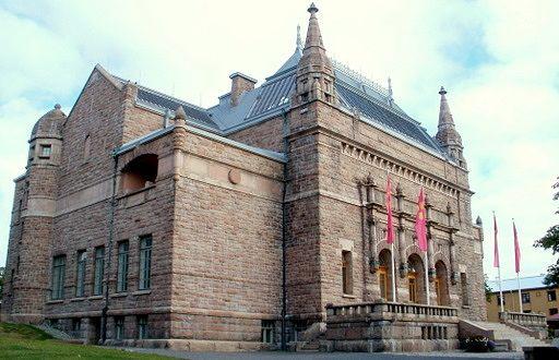 Taidemuseo,Turku,Finland