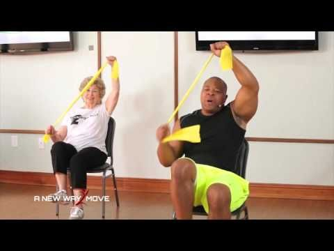 Core Strengthening Exercises for Seniors - YouTube
