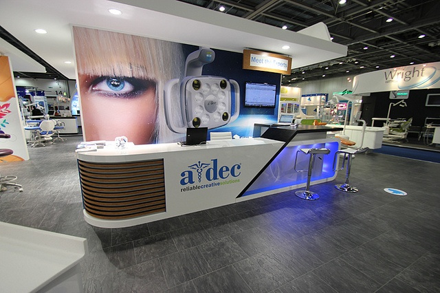 Did you visit the A-dec stand at the BDTA Dental Showcase?