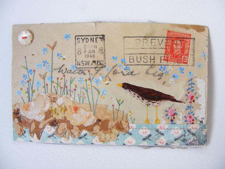 1946 Australian Envelope to England