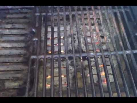 Convert Gas Grill to Charcoal/Wood Smoker - YouTube