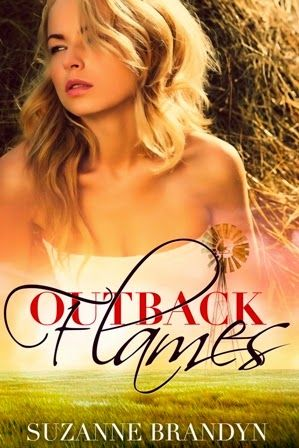 Suzanne Brandyn: Outback Flames first review on Amazon