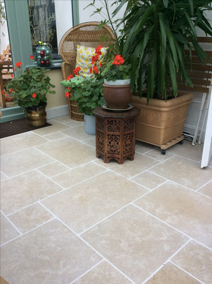 Dijon Tumbled Limestone Is An Extremely Popular, Hard Wearing Natural Stone  Suitable For Interior And Exterior Applications.