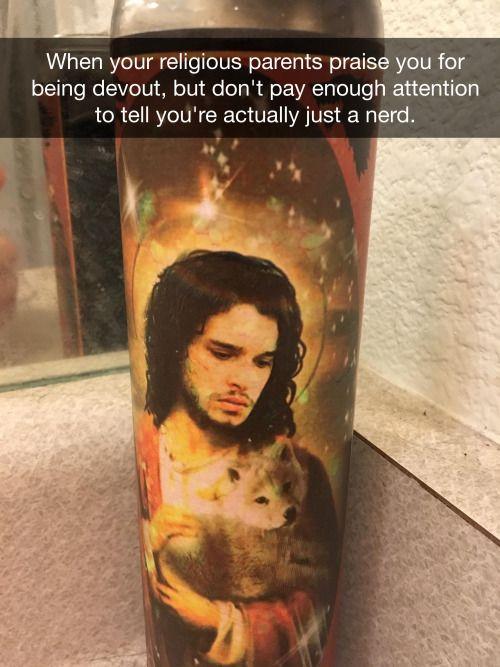 Jon Snow the Beloved